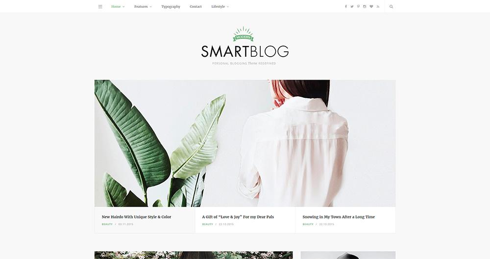 Blog-Theme---SmartBlog