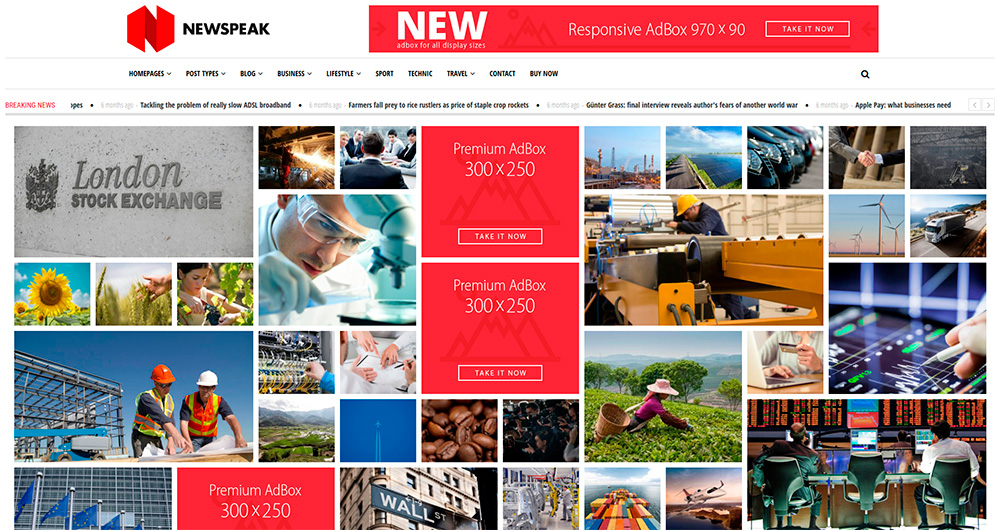 Newspeak---Responsive-News---Magazine---Blog-WordPress-Theme-+-RTL