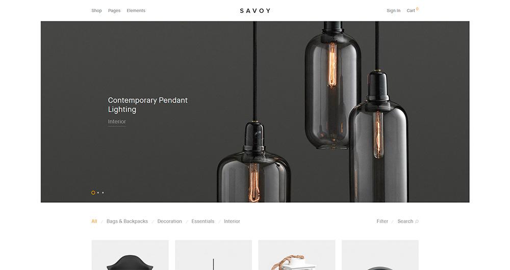 Savoy---Minimalist-AJAX-WooCommerce-Theme